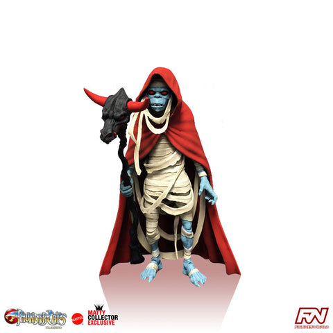 THUNDERCATS™: Mumm-Ra™ Figure - Matty Collector Exclusive (USA Import)