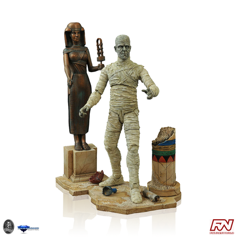 UNIVERSAL MONSTERS SELECT: Mummy Version 2 Action Figure