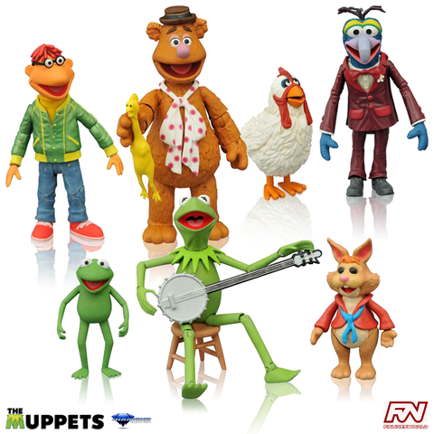 MUPPETS SELECT: Action Figure Series 1