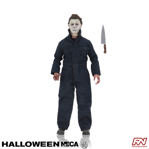 HALLOWEEN (2018): Michael Myers 8-Inch Scale Clothed Action Figure