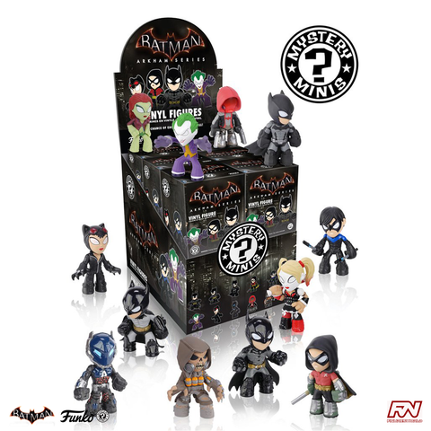 MYSTERY MINIS BLIND BOX: Batman Arkham Games