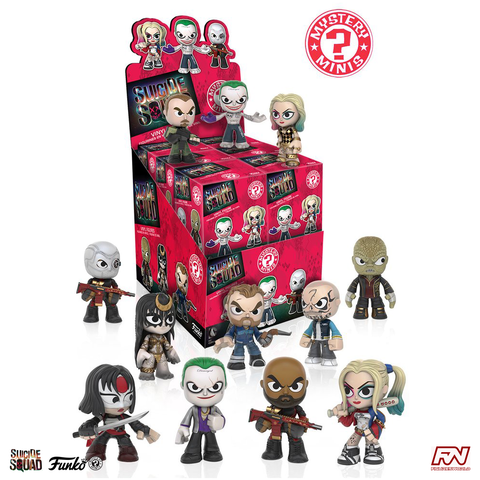 MYSTERY MINIS BLIND BOX: Suicide Squad
