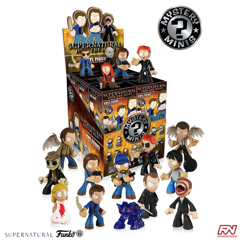 MYSTERY MINIS BLIND BOX: Supernatural