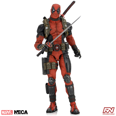 MARVEL COMICS: Deadpool 1/4 Scale Figure