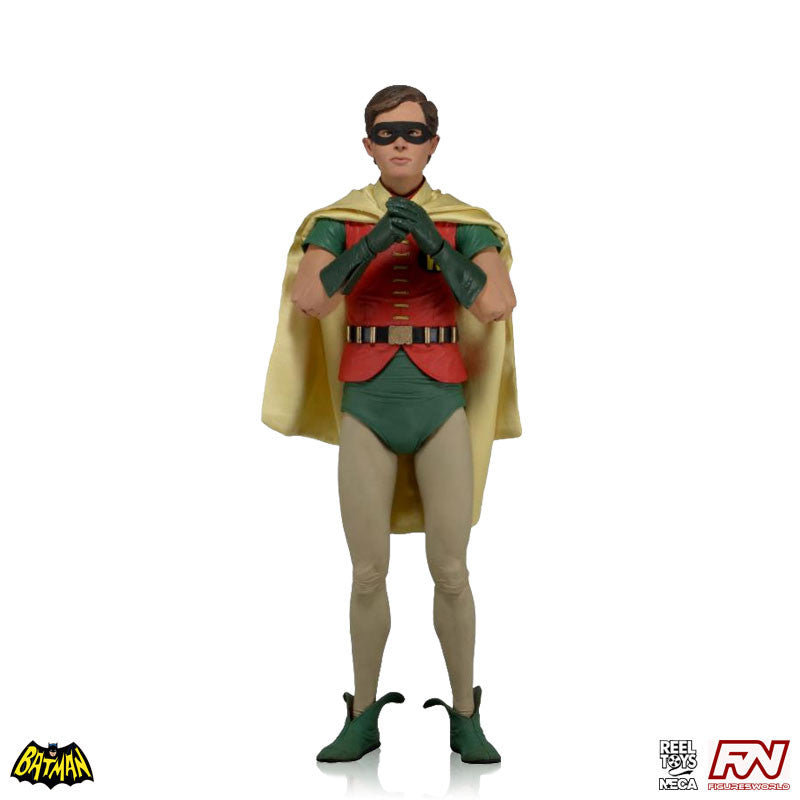 BATMAN (1966 T.V. SHOW): Robin 1:4 Scale Action Figure