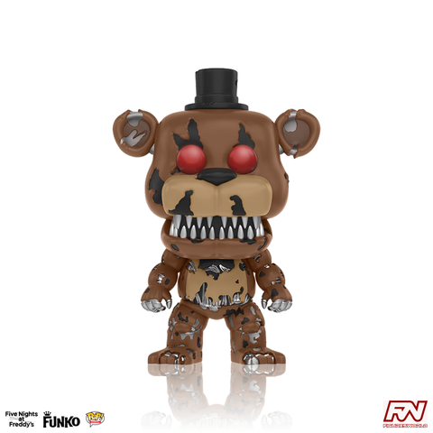 POP! GAMES: FIVE NIGHTS AT FREDDY'S - Nightmare Freddy (#111)