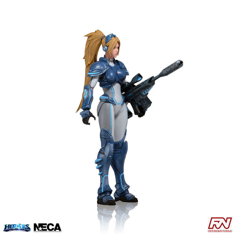 HEROES OF THE STORM: Series 1 - Nova Action Figure