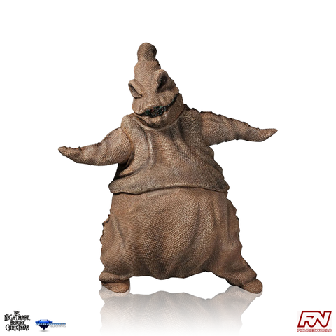 THE NIGHTMARE BEFORE CHRISTMAS SELECT: Series 1 Oogie Boogie Action Figure