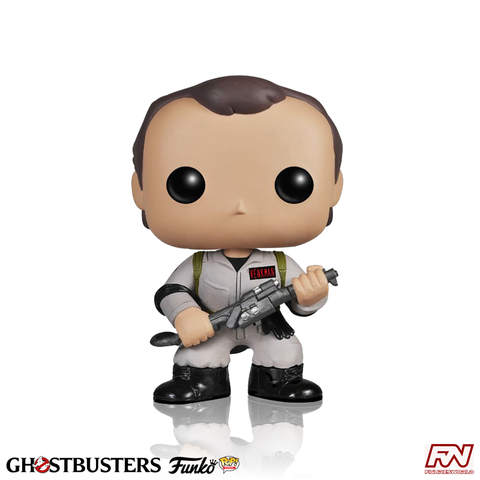 POP! MOVIES: GHOSTBUSTERS - Dr. Peter Venkman (104)