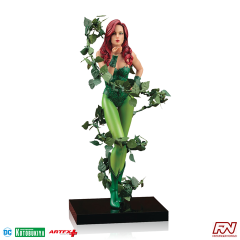 DC COMICS: Poison Ivy -Mad Lovers- ArtFX+ PVC Statue