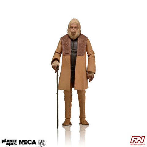 PLANET OF THE APES: Classic Series 2 Dr. Zaius 7-Inch Scale Action Figure