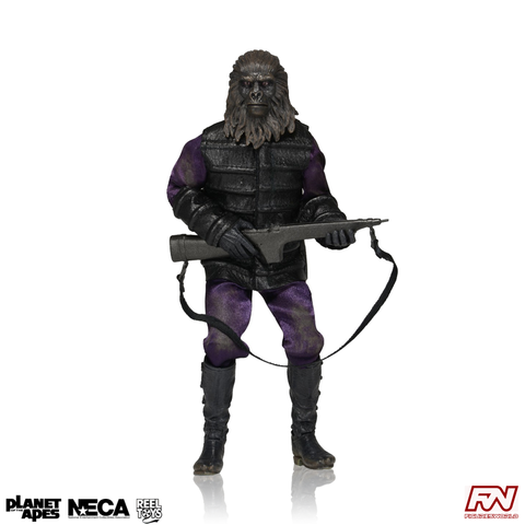 PLANET OF THE APES: Classic Gorilla Soldier Clothed 8-Inch Action Figure