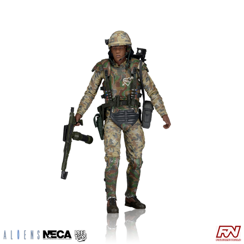 ALIENS SERIES 9: Private Ricco Frost Action Figure