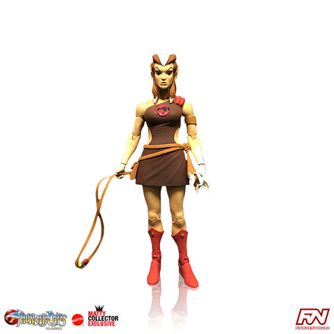 THUNDERCATS™: Pumyra™ Figure - Matty Collector Exclusive (USA Import)