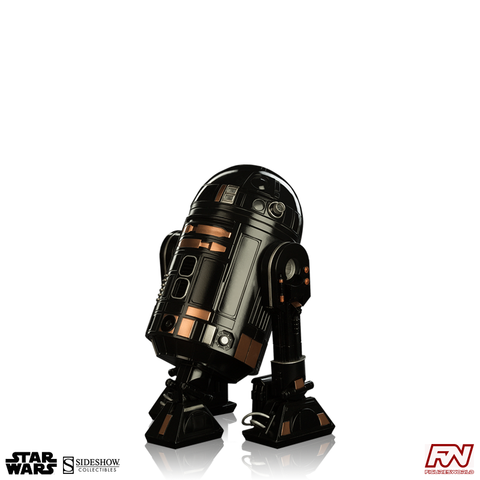STAR WARS: R2-Q5 Imperial Astromech Droid Sixth Scale Figure