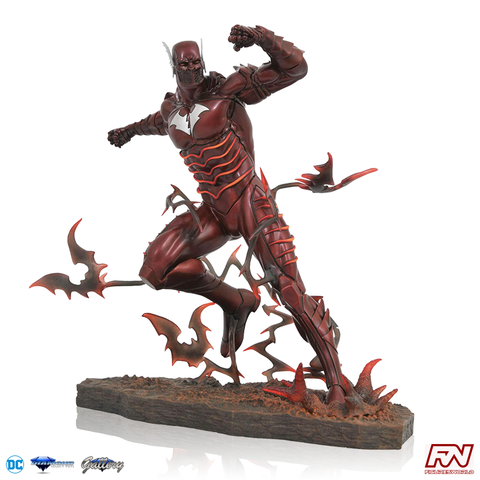 DC COMIC GALLERY: The Red Death PVC Diorama