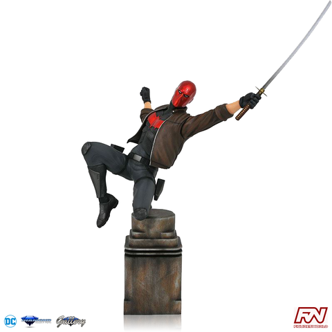 DC COMIC GALLERY: Red Hood PVC Diorama