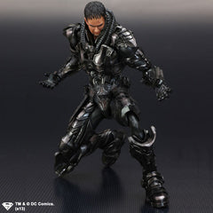 MAN OF STEEL: General Zod Play Arts Kai Action Figure