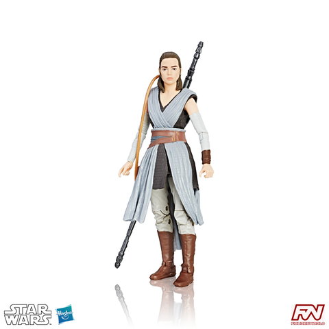 STAR WARS: The Black Series Rey (Jedi Training) 6-Inch Action Figure