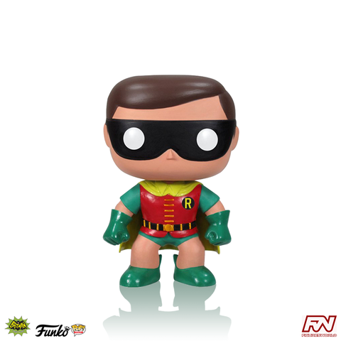 POP! HEROES: Robin 1966 (42)