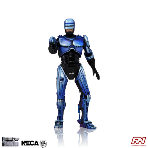 ROBOCOP VS THE TERMINATOR: Flamethrower RoboCop Action Figure