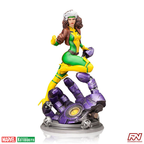 MARVEL COMICS: X-MEN DANGER ROOM SESSIONS: Rogue Fine Art Statue