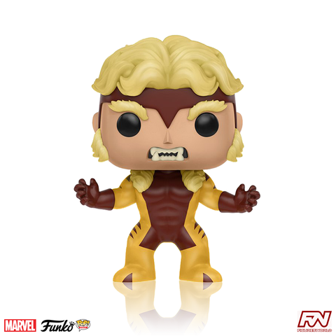 POP! MARVEL: X-MEN - Sabretooth (181)