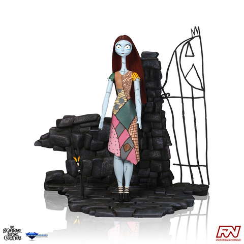 THE NIGHTMARE BEFORE CHRISTMAS SELECT: Series 1 Sally Action Figure