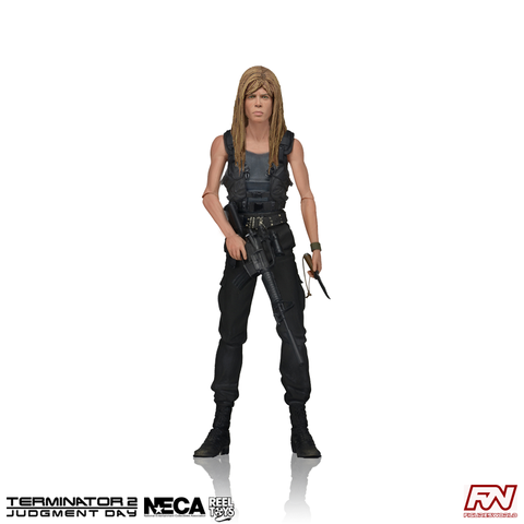 TERMINATOR 2: Sarah Connor Ultimate 7-Inch Scale Action Figure