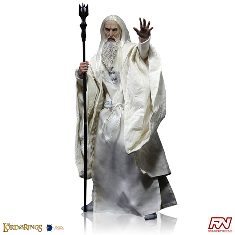THE LORD OF THE RINGS: Saruman (Memorial Slim Version) Sixth Scale Figure
