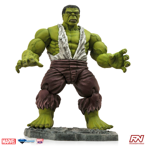 MARVEL SELECT: Savage Hulk Action Figure