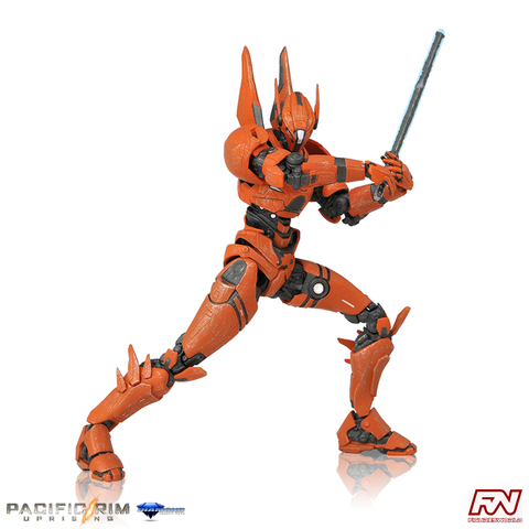 PACIFIC RIM UPRISING: Select Series 1 Saber Athena Action Figure