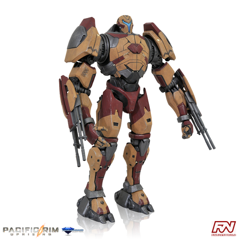 PACIFIC RIM UPRISING: Select Series 3 Valor Omega Action Figure