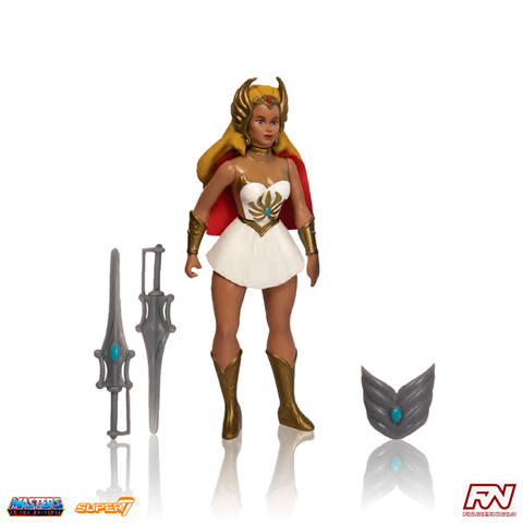 MASTERS OF THE UNIVERSE: Vintage Collection She-Ra 5.5-Inch Action Figure