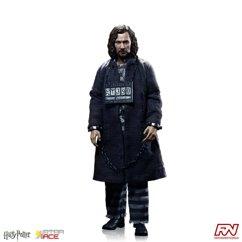 HARRY POTTER: Sirius Black (Prisoner Version) 1:6 Scale Collectible Figure