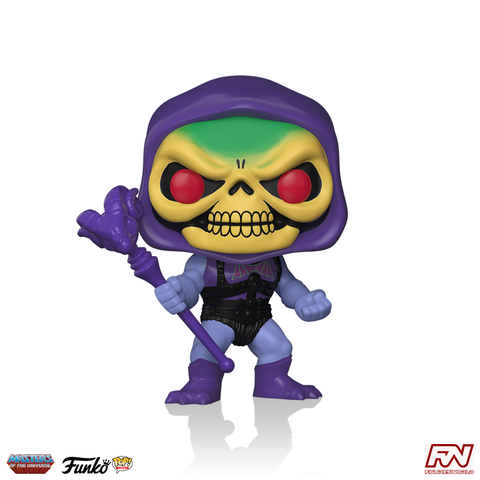 POP! TELEVISION: MASTERS OF THE UNIVERSE - Battle Armor Skeletor #563