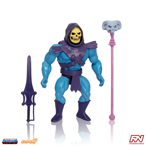 MASTERS OF THE UNIVERSE: Vintage Collection Skeletor 5.5-Inch Action Figure