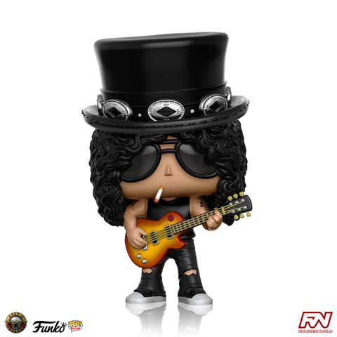 POP! ROCKS: GUNS 'N' ROSES - Slash (#51)