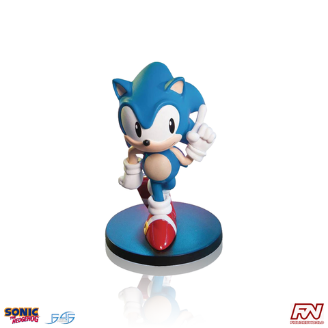 Sonic The Hedgehog BOOM8 Series Sonic 3.5-Inch Vol. 01 Collectible PVC Figure