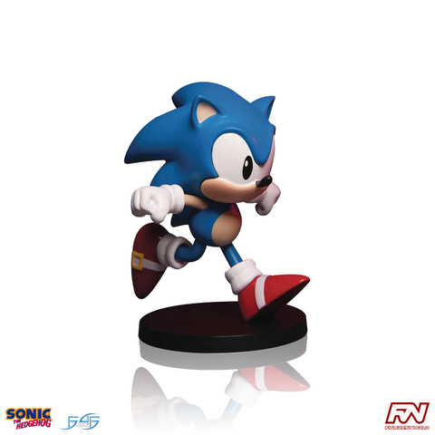 Sonic The Hedgehog BOOM8 Series Sonic 3.5-Inch Vol. 02 Collectible PVC Figure
