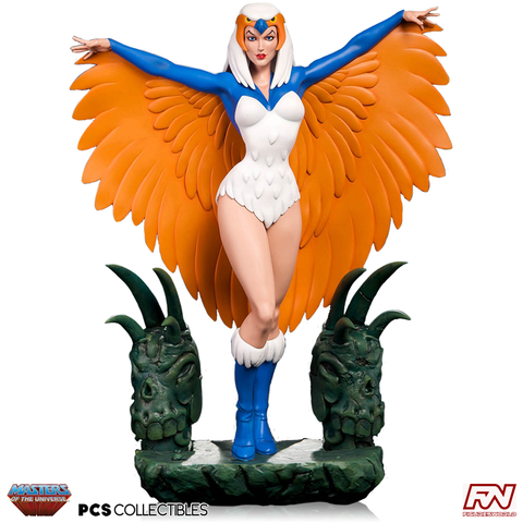 MASTERS OF THE UNIVERSE: Sorceress 1:4 Scale Statue