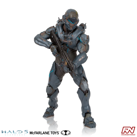 HALO 5 SERIES 1: Spartan Locke Deluxe Figure