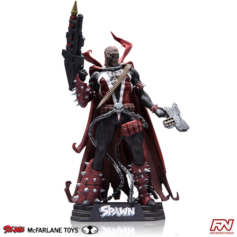 SPAWN: Spawn Rebirth EXCLUSIVE 7-Inch Figure Color Tops Series