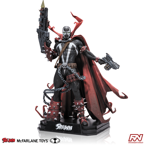 SPAWN: Spawn Rebirth 7-Inch Figure Color Tops Series