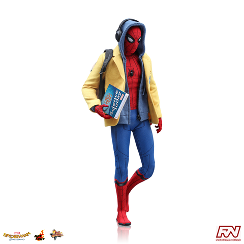 PRE-ORDER: SPIDER-MAN: HOMECOMING - Spider-Man (Deluxe Version) 1:6 Scale Movie Masterpiece Figure