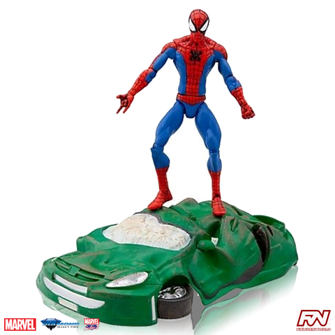 MARVEL SELECT: Spider-Man Action Figure