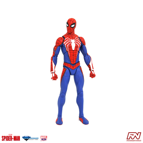 MARVEL SELECT: Spider-Man Video Game PS4 Action Figure