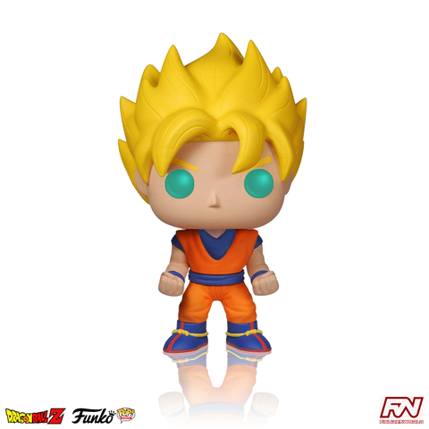 POP! ANIMATION: DRAGONBALL Z - Super Saiyan Goku (14)