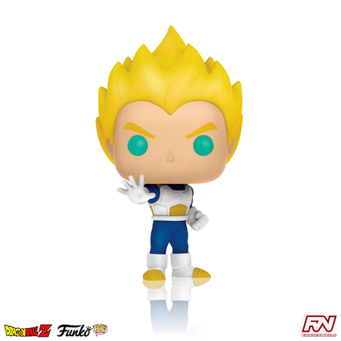 POP! ANIMATION: DRAGONBALL Z - Super Saiyan Vegeta (154)
