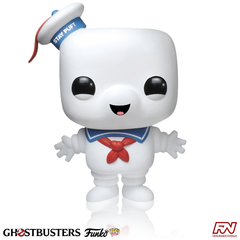 POP! MOVIES: GHOSTBUSTERS - Stay Puft Marshmallow Man (109)